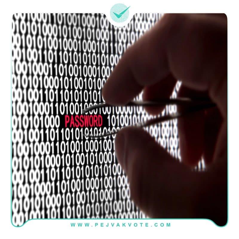 دزدیده شدن رمز عبور