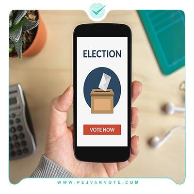 رای گیری آنلاین