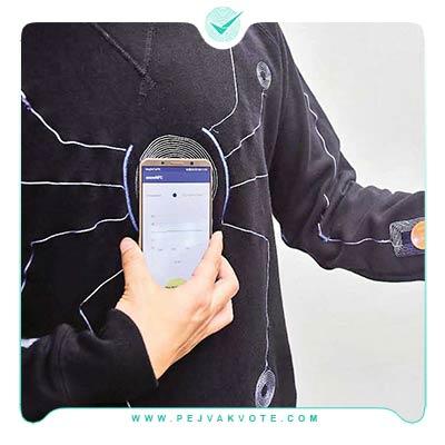 ساخت لباس های هوشمند با قابلیت اتصال به وای فای و مقاوم در برابر شستشو